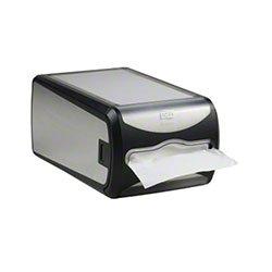 Zoom Supply SCA 6435000 Tork Napkin Dispenser, Elegant Commercial-Grade Tork Xpressnap Napkin Dispenser, ADA Compliant Version -- Put An End To Wasted $$$ Fist-Fulls