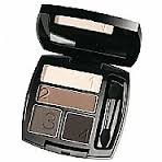 Avon True Colour Eyeshadow Quad in Mocha Latte