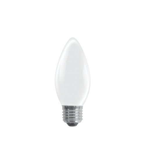 Rough ampoules 60 W Dépoli Culot Edison à vis (Lot de 10)