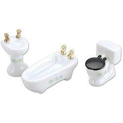 Miniature - Bathroom Set - 1 set