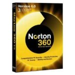 Symantec Norton 360 4.0 1 User 3 Pc R...