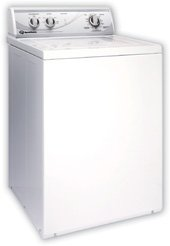 Speed Queen AWN432S Top Load Washer with 3.3 cu. ft. Stainless Steel Wash Tub, White