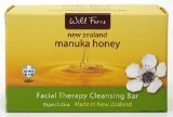 Wild Ferns New Zealand Manuka Honey Facial Therapy Cleansing Bar 95mg