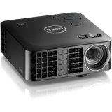 Dell M110 Ultra Mobile Led Projector 1280X800 Wxga 10000:1 300 Lumens Hdmi Usb Vga Microsd Card