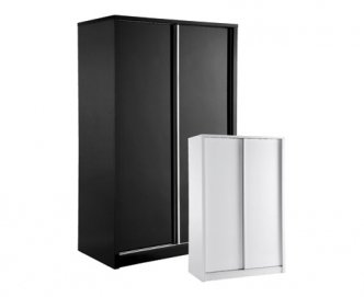 LPD Furniture – 2 porte scorrevoli guardaroba