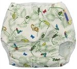 Air Flow Wrap Nappy Cover Rainforest XSmall