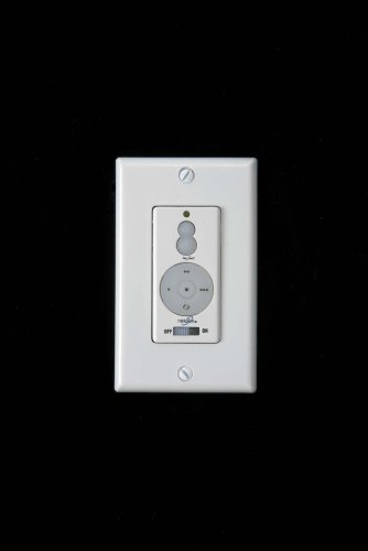Minka Aire WCS212, 3-Speed Reversing and Up & Down Light Dimming Wall Control