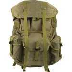 Olive Drab GI Type LC-1 Kidney Pad