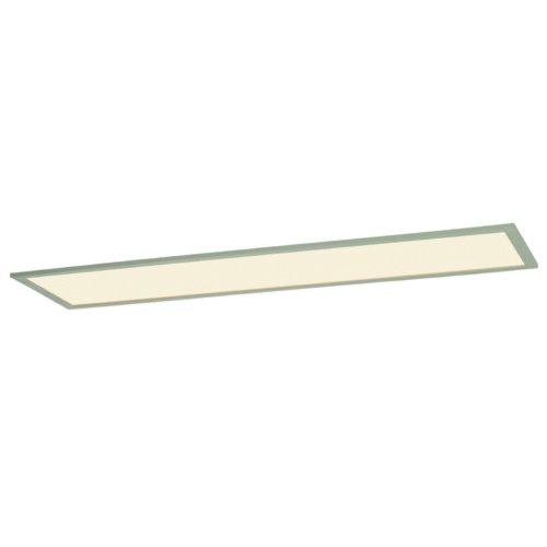 SLV I-Pendant Pro LED Panel, SMD, 39W, 2700K, 110 Grad, silbergrau 158732