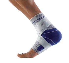 DSS MalleoTrain S Ankle Support Titanium (L5) by DSS