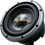 Pioneer TS-W3002D2 Champion Series Pro 3500W 12 inch Subwoofer