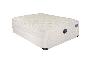 Back Supporter Grand Euro Top Plush King Mattress Set