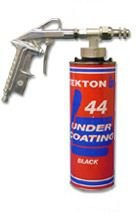 Economy Undercoating Gun & Wand Black Tekton Spray Can from Global Parts, Inc.