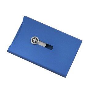 Wagner Super Slim Wallet, Blue Sw703