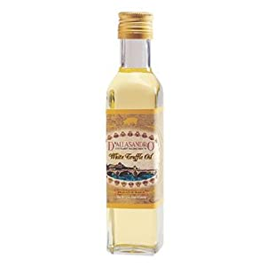 Truffle Oil, D'Allasandro, White - 8 Oz Bottle Each