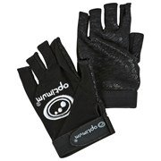 Optimum Rugby Stik Mitts Black - S