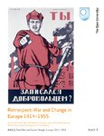 Arthur Marwick AA312: Retrospect: War and Change in Europe 1914-1955 - Total War and Social Change in Europe 1914-1955: Course AA 312