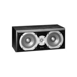 Infinity Primus Pc251 Two-Way Dual 5-1/4-Inch Speaker (Each, Center-Channel, Black)