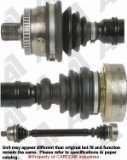 Cardone Industries 60-7243 Auto Part mopar 4801490aa auto part