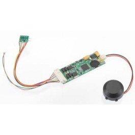 MRC Round Speaker w/Baffle, 18mm MRC0001519 - 1