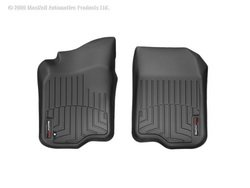 WeatherTech Custom Fit Front FloorLiner for Select Chevrolet/Pontiac/Saturn Models (Black) (Weathertech Floor Mats Pontiac G6 compare prices)