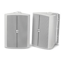 Polk Audio Patio 25 Outdoor Loudspeakers, White