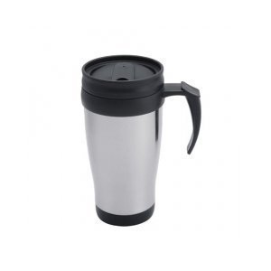 Culinedge 14 Ounce Stainless Steel Travel Mug [Kitchen]