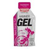 Hammer Gel Rapid Energy Fuel, Single Gel Pouch, Raspberry