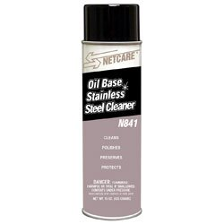 Zoom Supply Commercial-Grade Professional Steel Cleaner & Metal Polish Spray, Commercial-Grade Stainless Steel Cleaner & Steel Polish -- Cleans & Protects $$$ Stainless Steel & Metals (Claire Stainless Steel Cleaner compare prices)