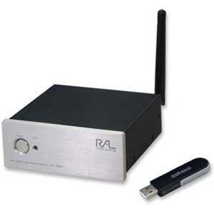 ラトックシステム USBワイヤレスオーディオアダプタEX「REX-Link2EX」 REX-LINK2EX