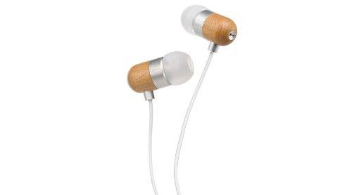 Vers Audio E101 Sound Isolation Earphones with Mic, Cherry