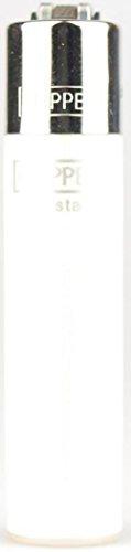 Clipper® Micro Feuerzeug - Edition Crystal Micro Weiß
