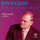 echange, troc Vickers, Serafin, Ponchielli, Flotow, Verdi - Italian Opera Arias