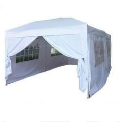 20 X 10 Quictent White Ez Pop up Gazebo Party