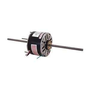 Room Air Cond Mtr, PSC, OAO, 1075 RPM