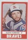 Glenn Hubbard (Baseball Card) 1980 Richmond Braves TCMA #15 by Richmond Braves TCMA