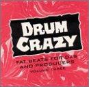 echange, troc Compilation - Drum Crazy Volume 3
