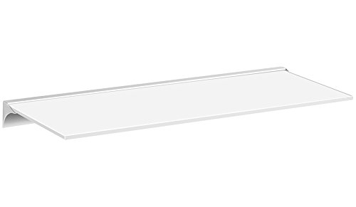 Glasregal-Wandregal-SquareRail-5-Gren-4-Dekore-800x150x8-mm-weisilber