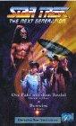 Star Trek - The Next Generation 44: Der Pakt mit dem Teufel/Beweise [VHS]