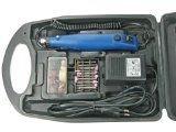 Velleman Vthd06U Electric Precision Drill & Engraving Set - 66 Pcs