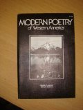 Modern poetry of Western America: An anthology