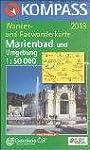 2018: Marienbad Und Umgebung (Surroun...