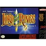 The Lord of the Rings, Volume 1 - Nintendo Super NES