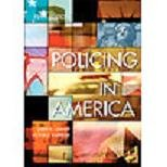 Policing in America- Text Only (0007063318) by Gaines, Larry K.
