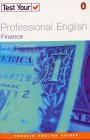 img - for Test Your Professional English: Finance (Penguin Joint Venture Readers) book / textbook / text book