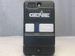 Overhead Door Genie Three Function Deluxe Wall Console