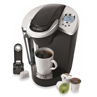 Keurig K65 single cup brewing home system w water filter kit and 24 assorted Kcups