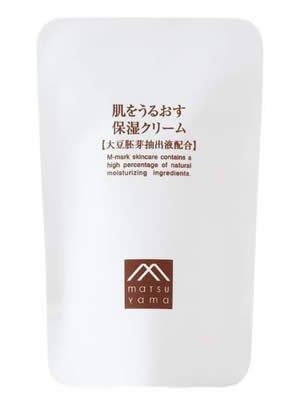 Mマーク 肌をうるおす 保湿クリーム 詰替 45g