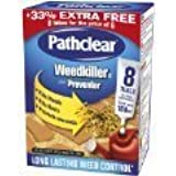 Scotts Pathclear Weedkiller Liquid Concentrate 6 + 2 Free Tubes