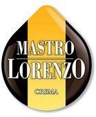 Mastro Lorenzo Crema Coffee T-discs 80 Count from MASTRO LORENZO